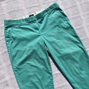 J Crew City Fit Skimmer Pant size 14